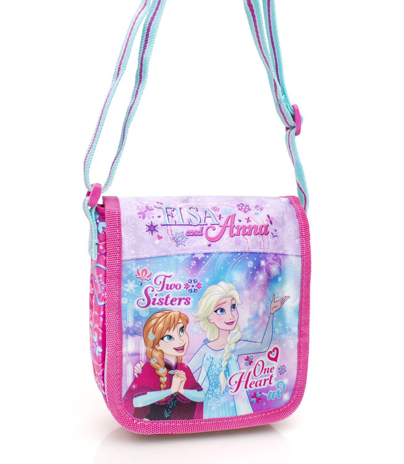 Disney Frozen Premium Shoulder Bag ONE HEART – image 1