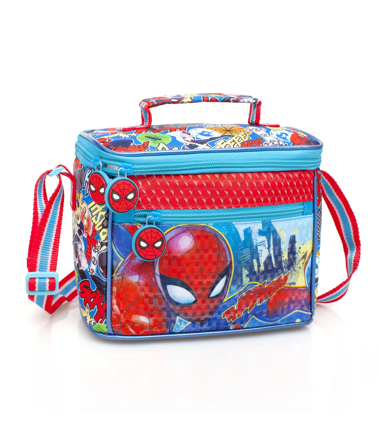 Spider Man TWAMM Premium Cooler Lunch Bag – image 1