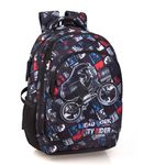 Delbag BIKE CITY RIDER 3 Compartments Laptop Backpack 001