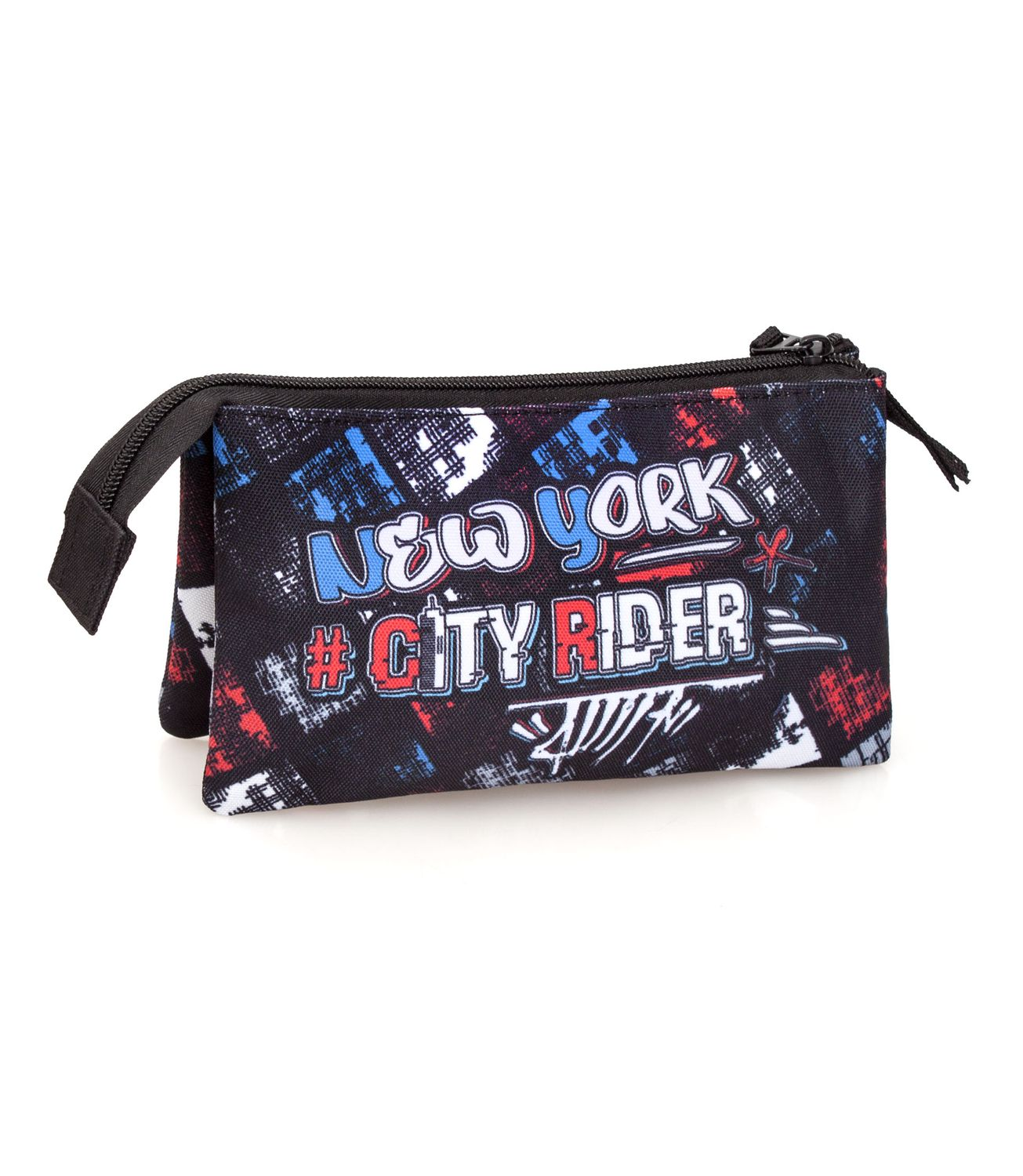 Delbag BIKE CITY RIDER Triple Pencil Case – image 2