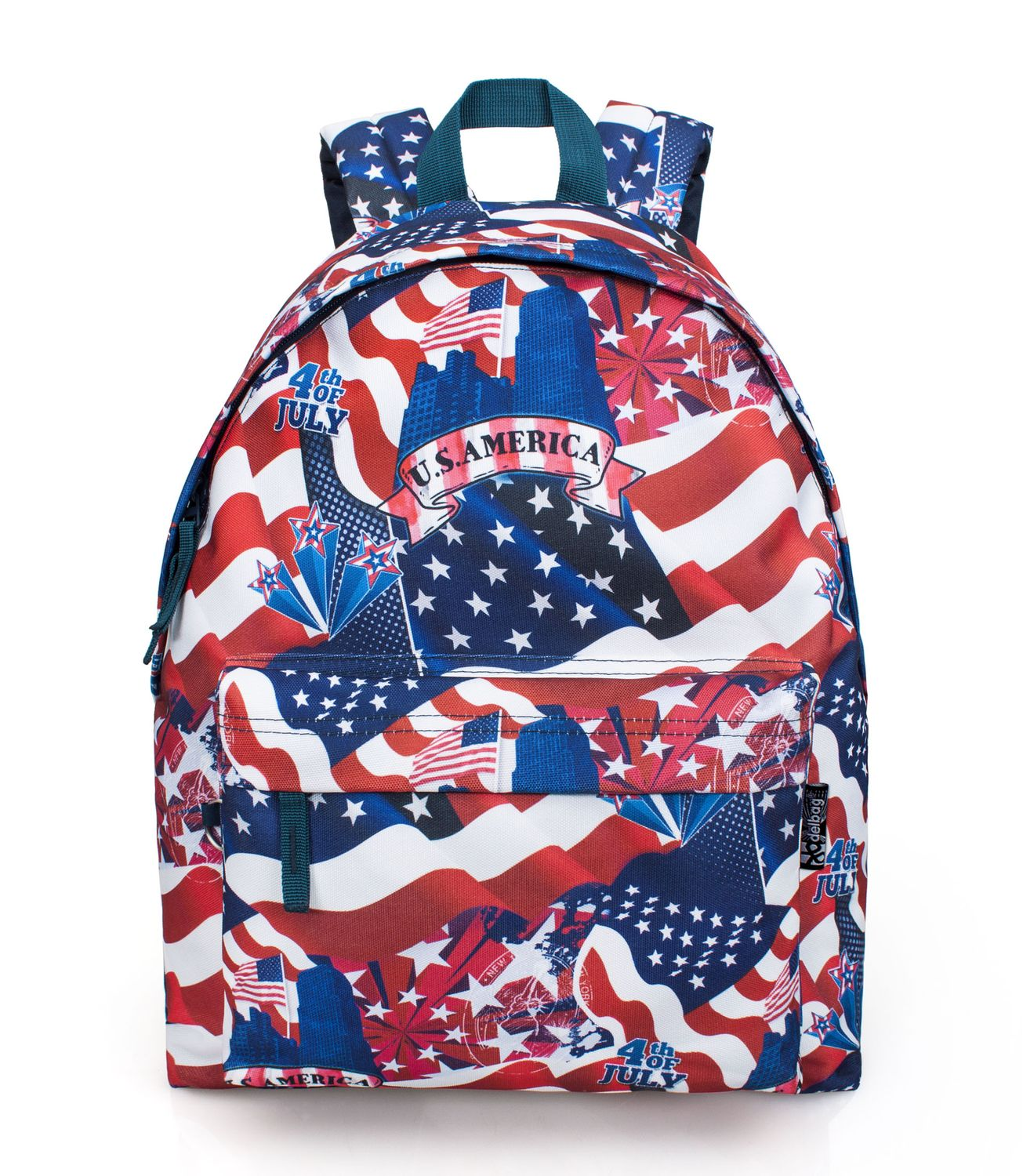 Delbag America USA Backpack