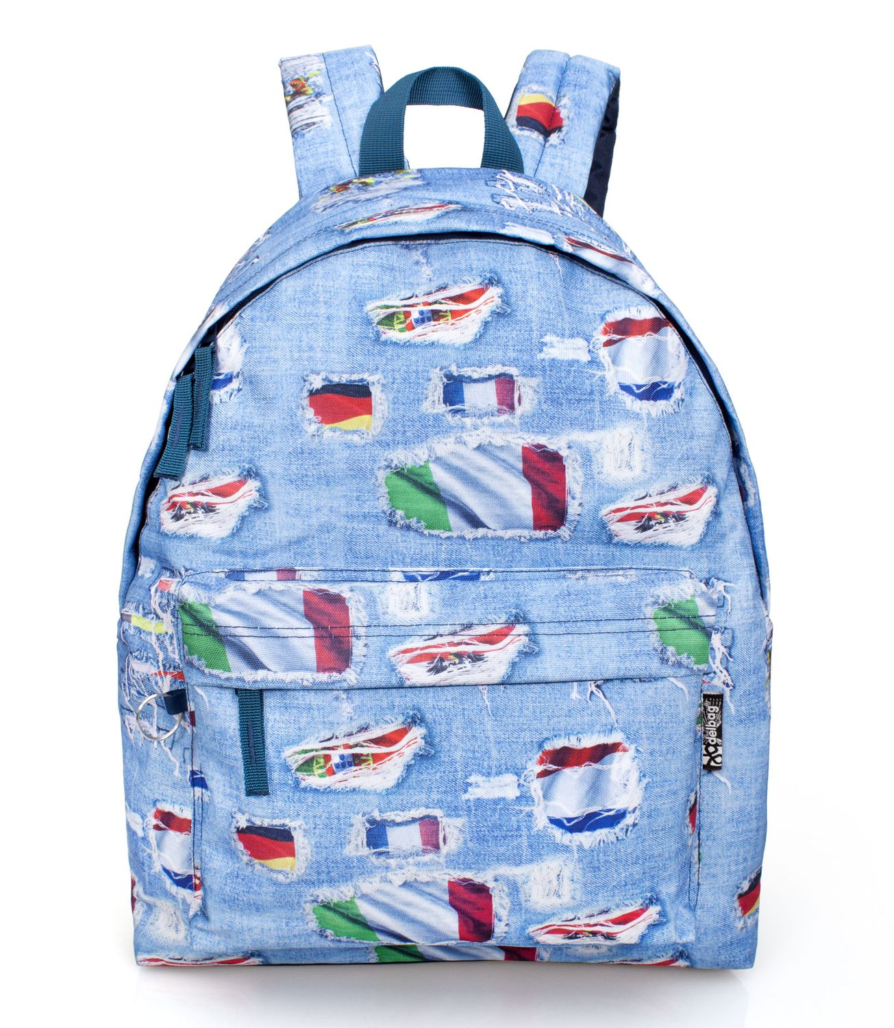 Delbag DENIM FLAG Backpack