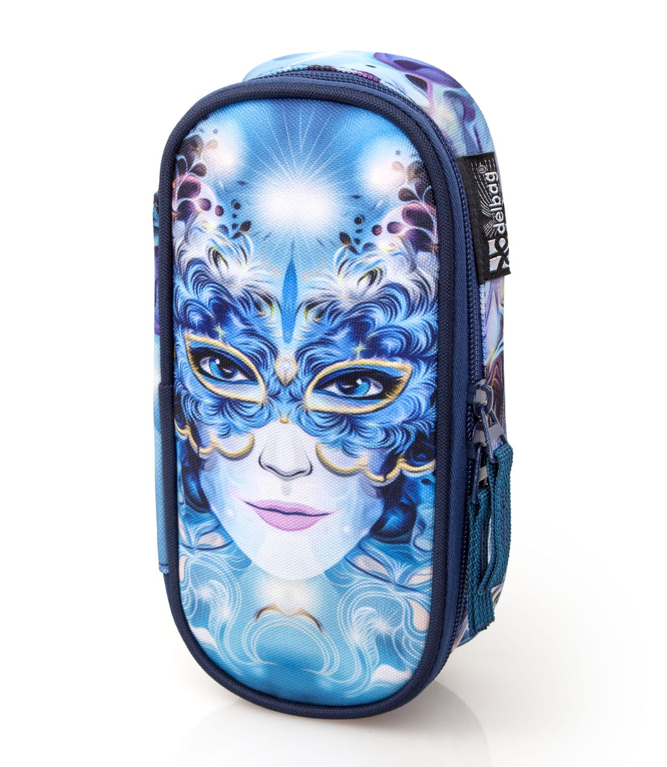 Delbag FANTASTIC MASK Oval Pencil Case – image 1