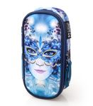 Delbag FANTASTIC MASK Oval Pencil Case 001