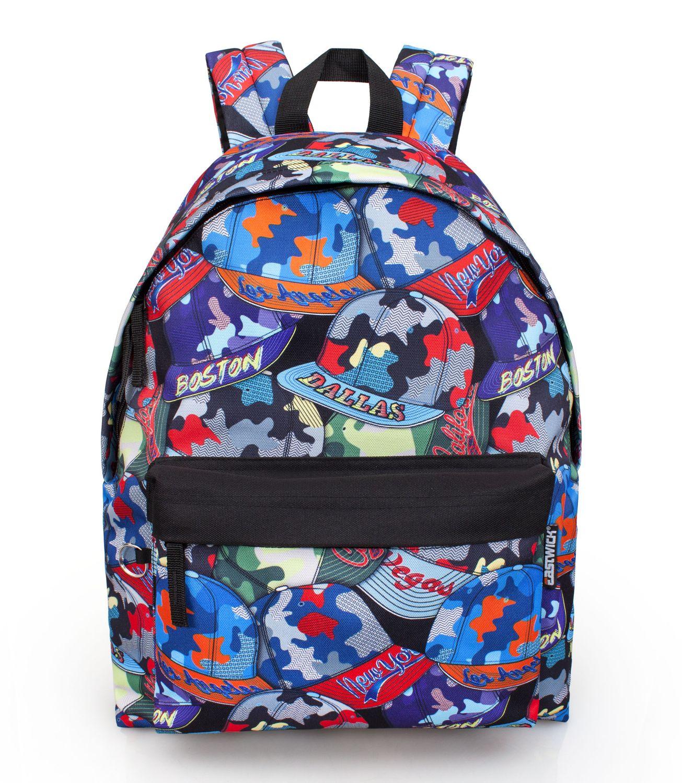 Eastwick CAPS Graffiti Backpack