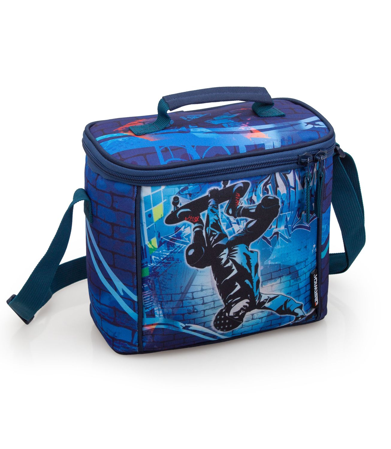 Eastwick BLUE SKATER Cooler Lunch Bag – image 1