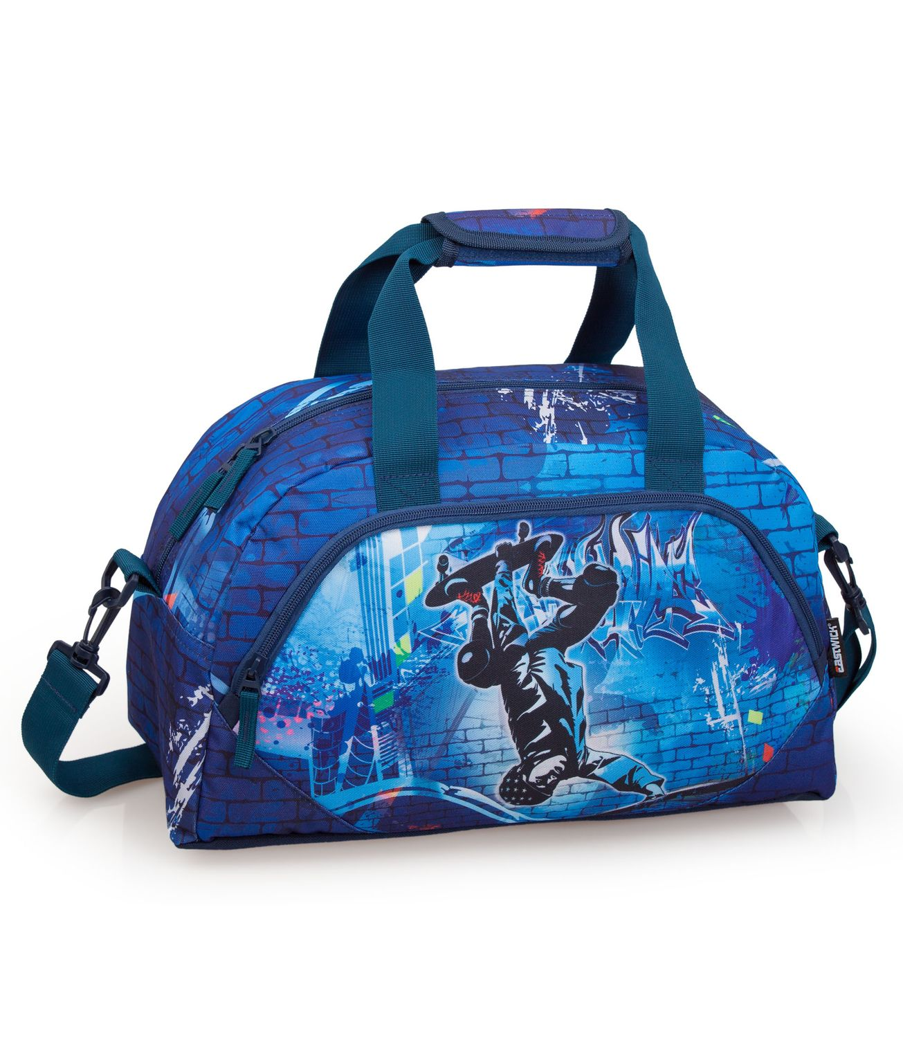 Eastwick BLUE SKATER Sports Travel Bag – image 1