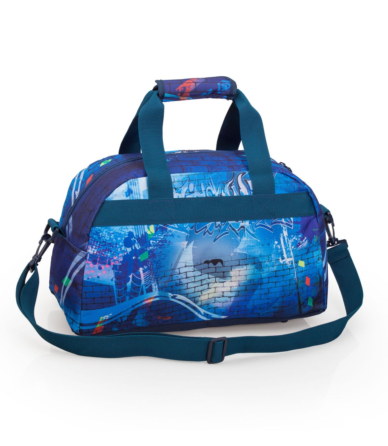 Eastwick BLUE SKATER Sports Travel Bag – image 2