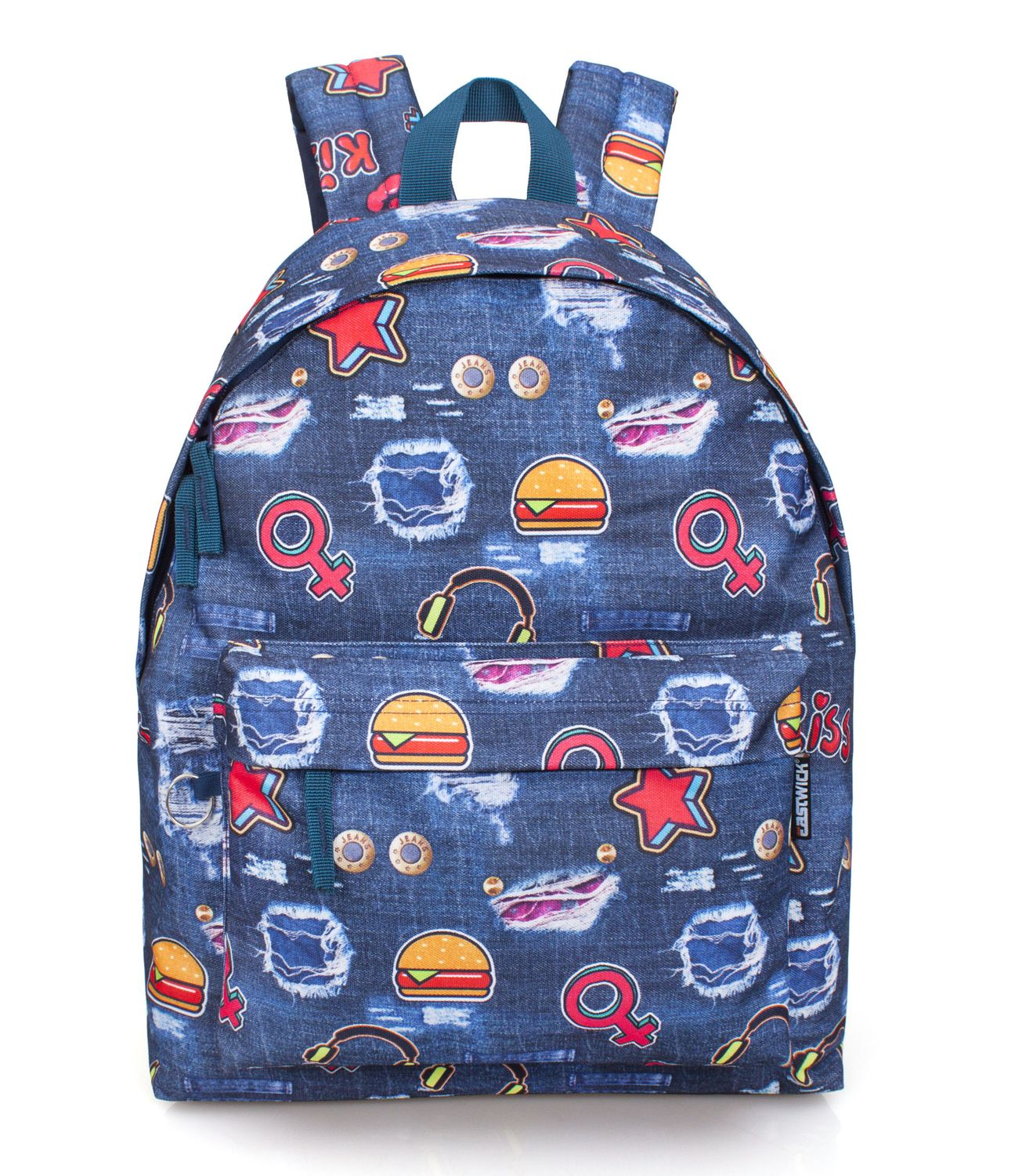 Eastwick DENIM PATCH Backpack