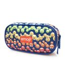 Oval Pencil Case EMOJI Official  RAINBOW 001
