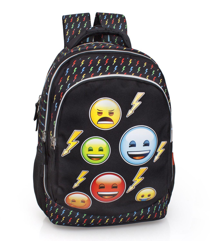 EMOJI Official Triple Compartment Backpack BOLT