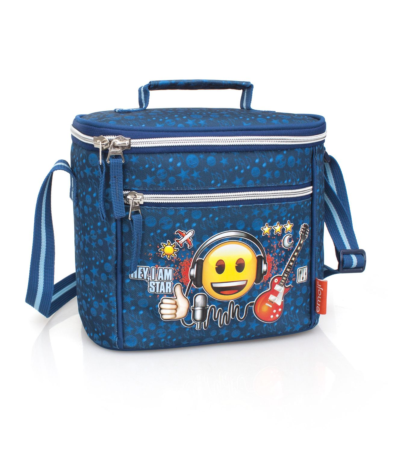 EMOJI Official Cooler Lunch Bag ROCK STAR