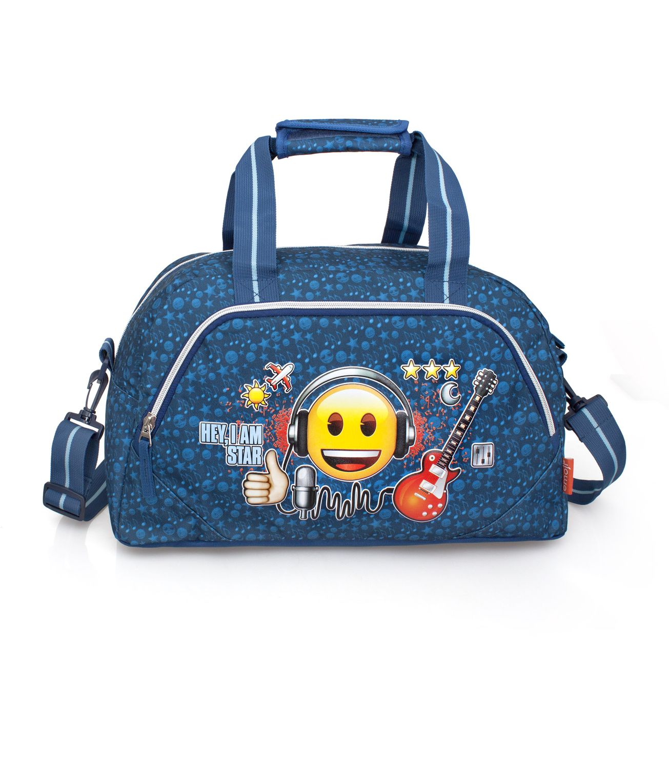 EMOJI Official Sports Travel Bag ROCK STAR