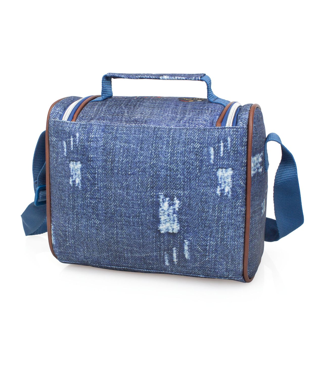 EL CHARRO Cooler Lunch Bag DENIM – image 2