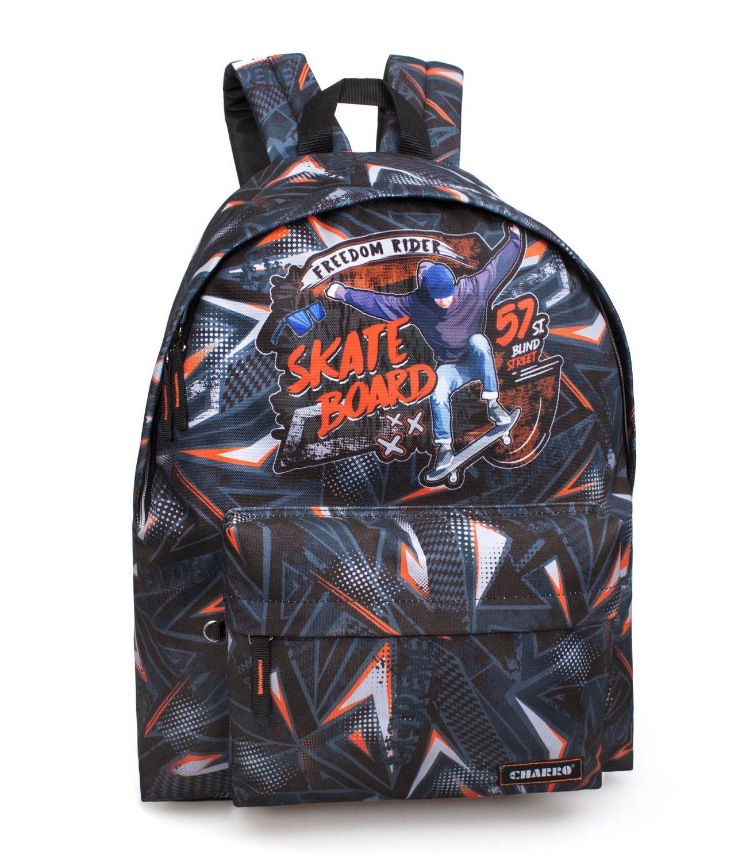 EL CHARRO Backpack SKATE BOARD – image 1