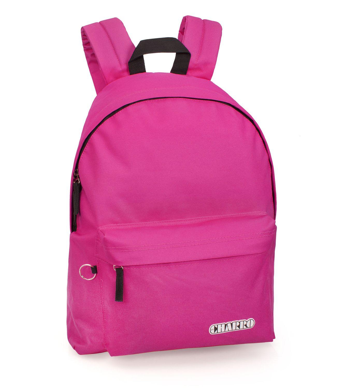 EL CHARRO BASIC Backpack Pink