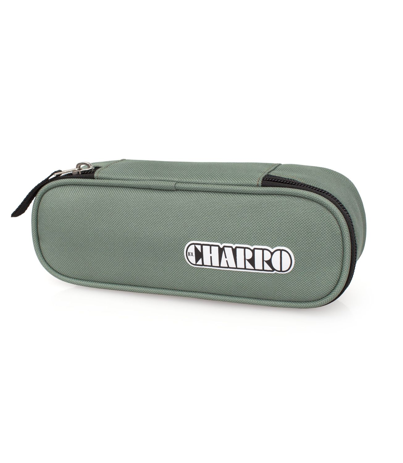 EL CHARRO BASIC Oval Pencil Case Soft Green