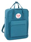 Glowlab Backpack with Handles Blue 001