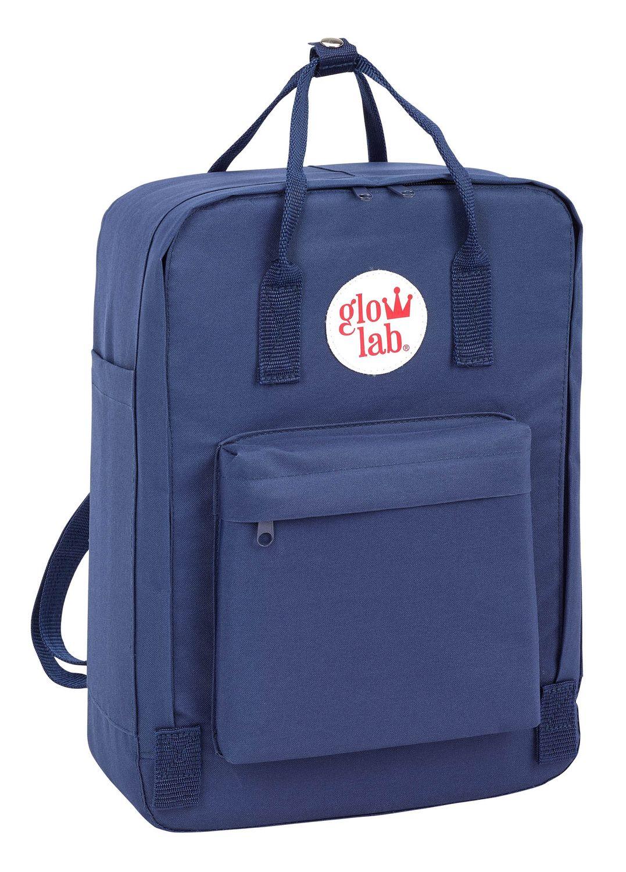 Glowlab Backpack with Handles Dark Blue