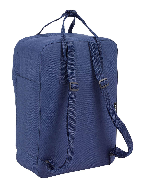 Glowlab Backpack with Handles Dark Blue – image 2