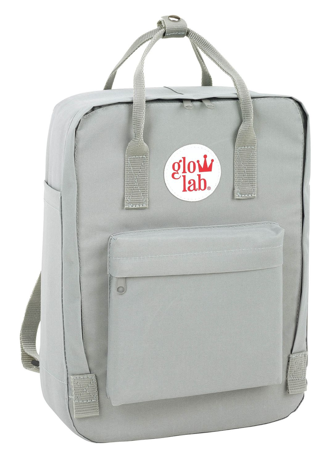 Glowlab Backpack with Handles Warm Grey – image 1