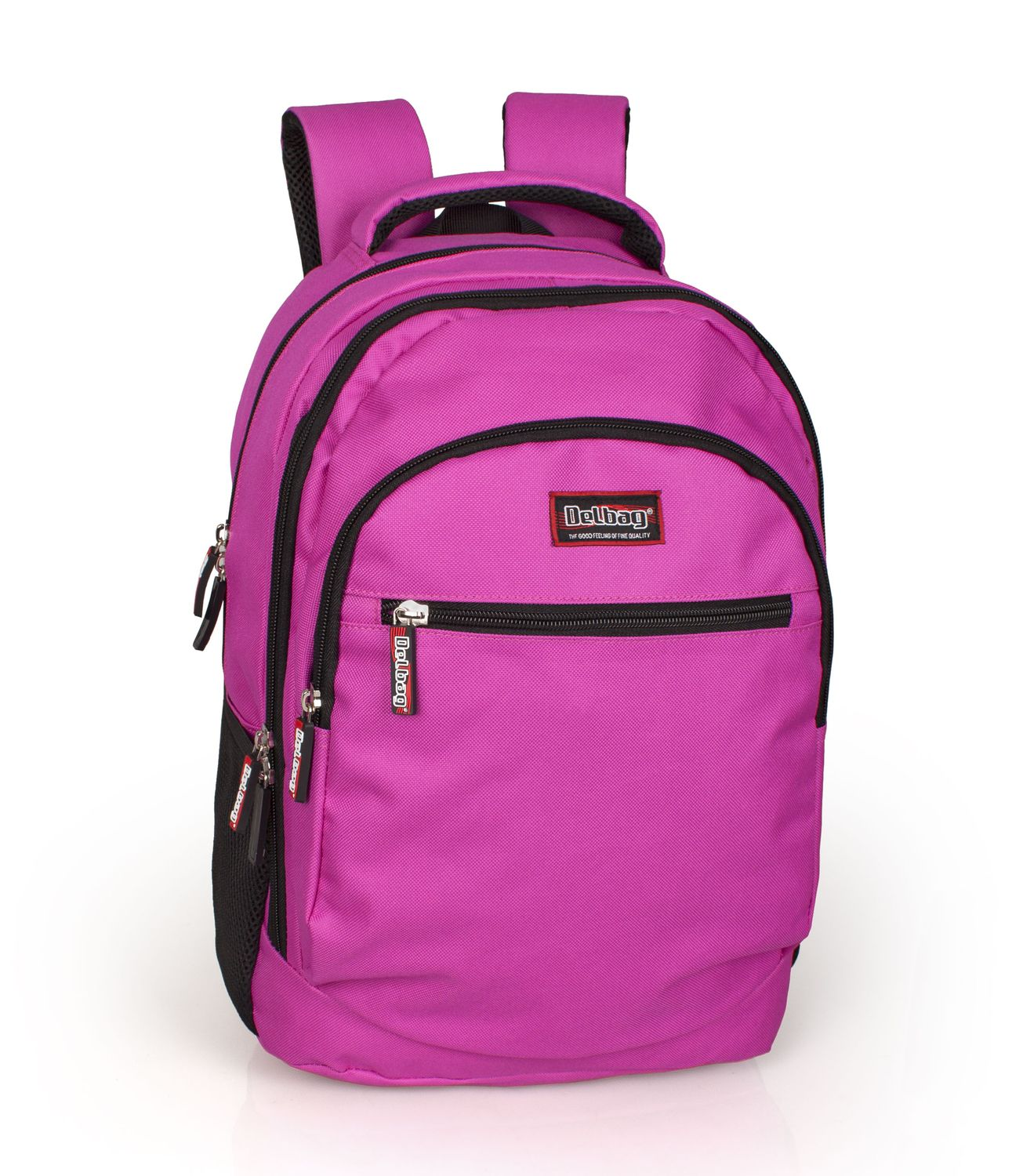 Delbag Triple Compartment Laptop Backpack Multicolour – image 5