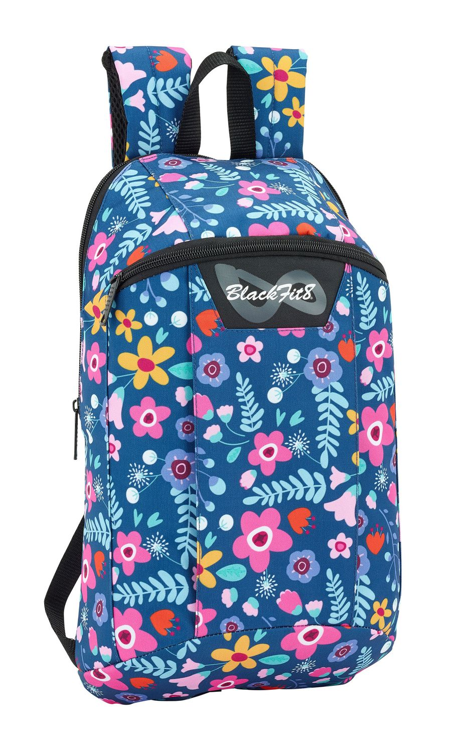 Blackfit8 Flowers Slim Backpack 39cm – image 1