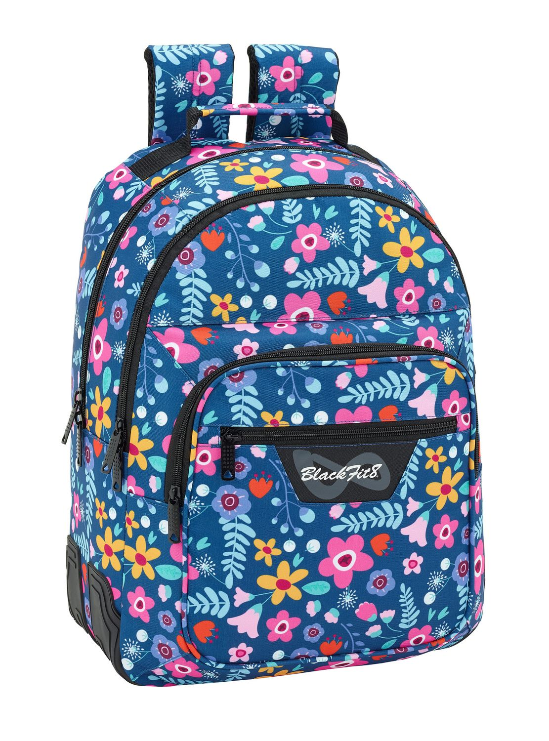 Blackfit Flowers Double Backpack 42cm – image 1