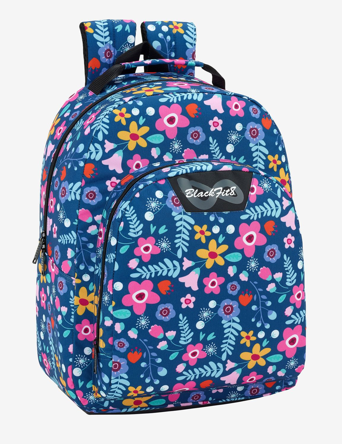 Blackfit Flowers Backpack 42 cm  – image 1
