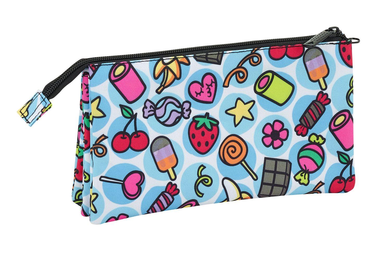 Blackfit Sweet Triple pencil case  – image 3