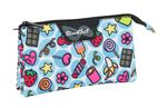 Blackfit Sweet Triple pencil case  001