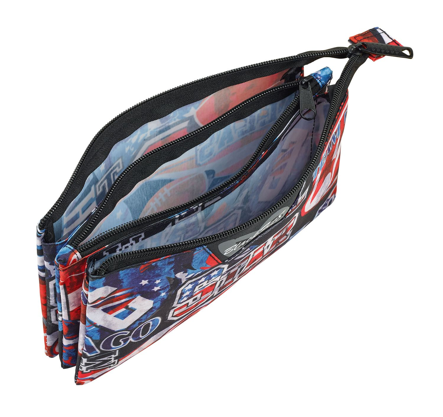 Blackfit Super Bowl Triple pencil case  – image 2