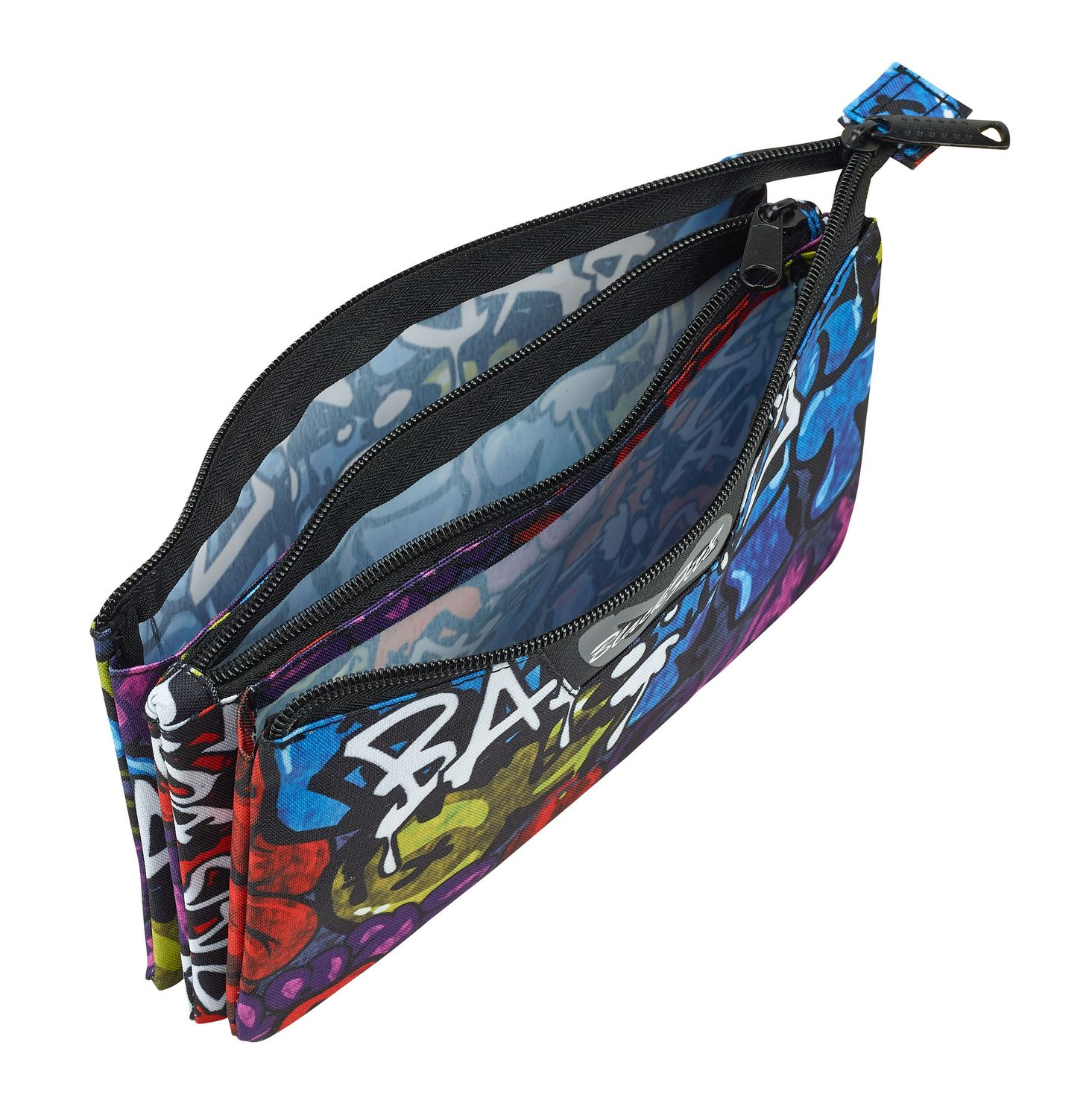 Blackfit Bad Boy Triple pencil case  – image 2