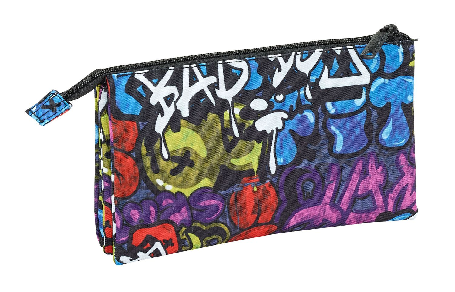Blackfit Bad Boy Triple pencil case  – image 3