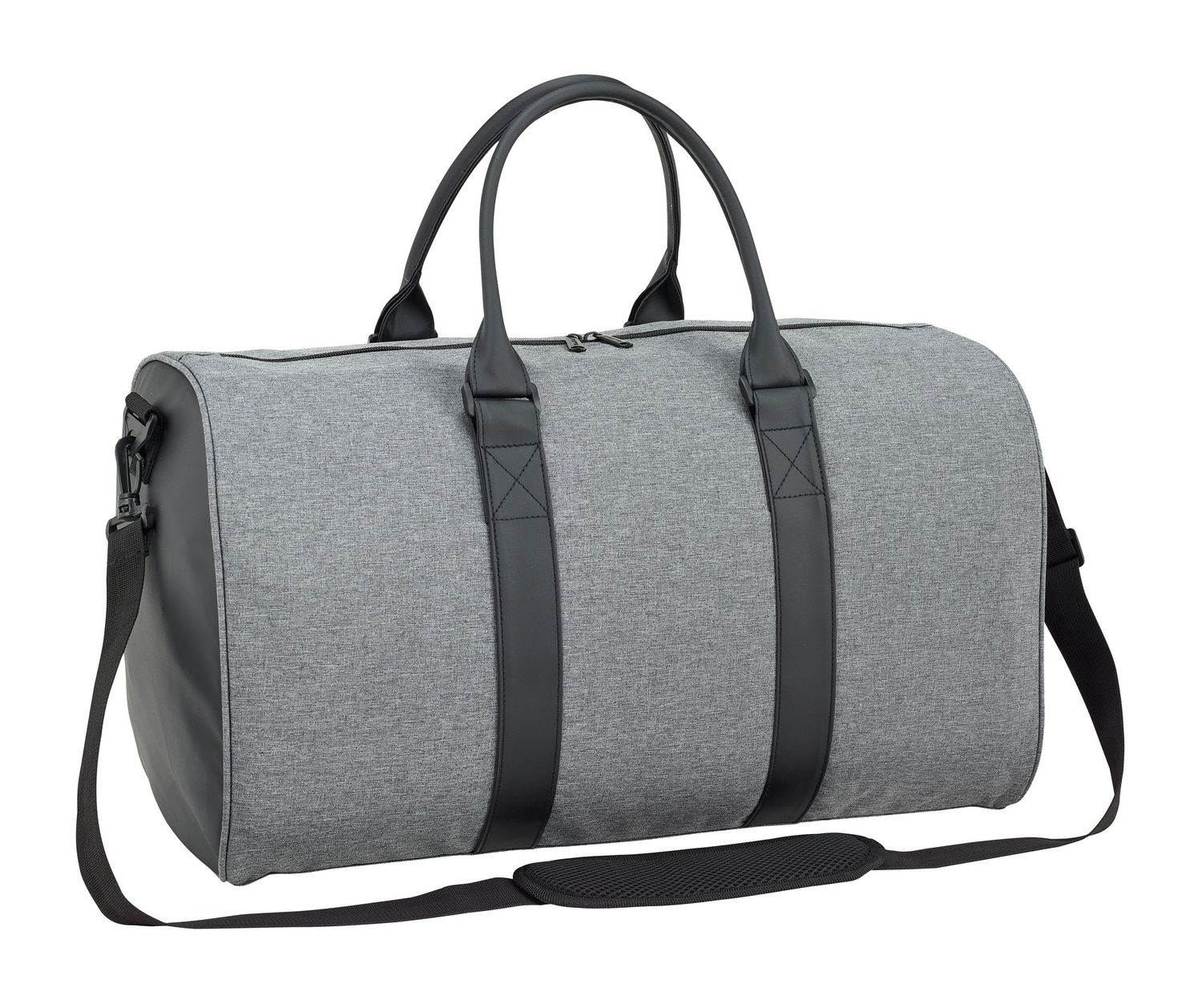 Blackfit Black & Grey Sport bag – image 2