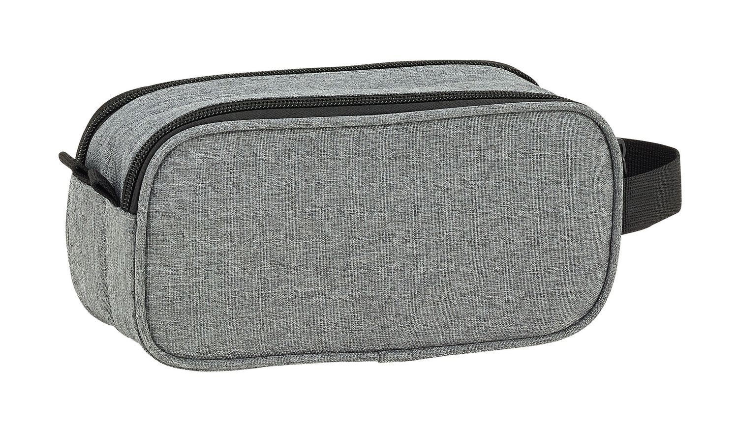 Blackfit Black & Grey Laptop Accessory Case – image 2