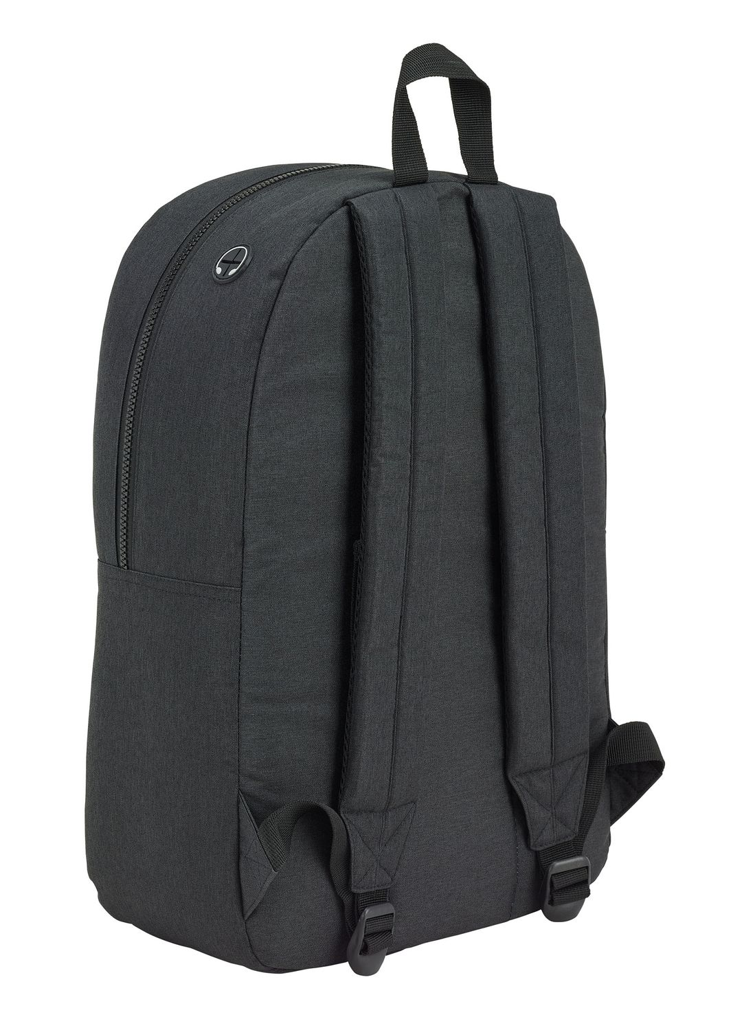 "Blackfit Black & Black Laptop Backpack 15.6"" – image 2"