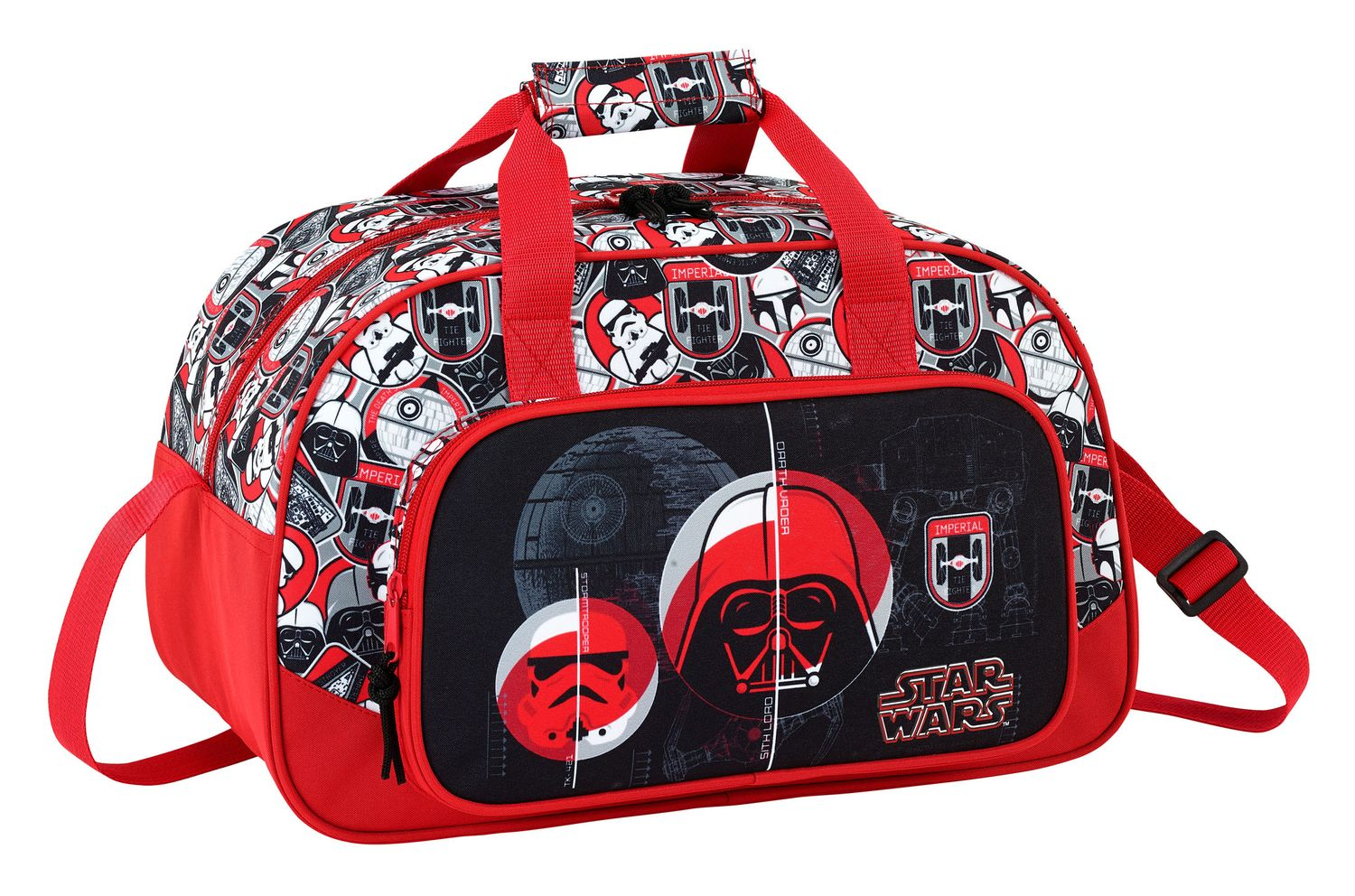 Star Wars VIII Galactic Mission Sports Travel Bag 40 cm – image 1