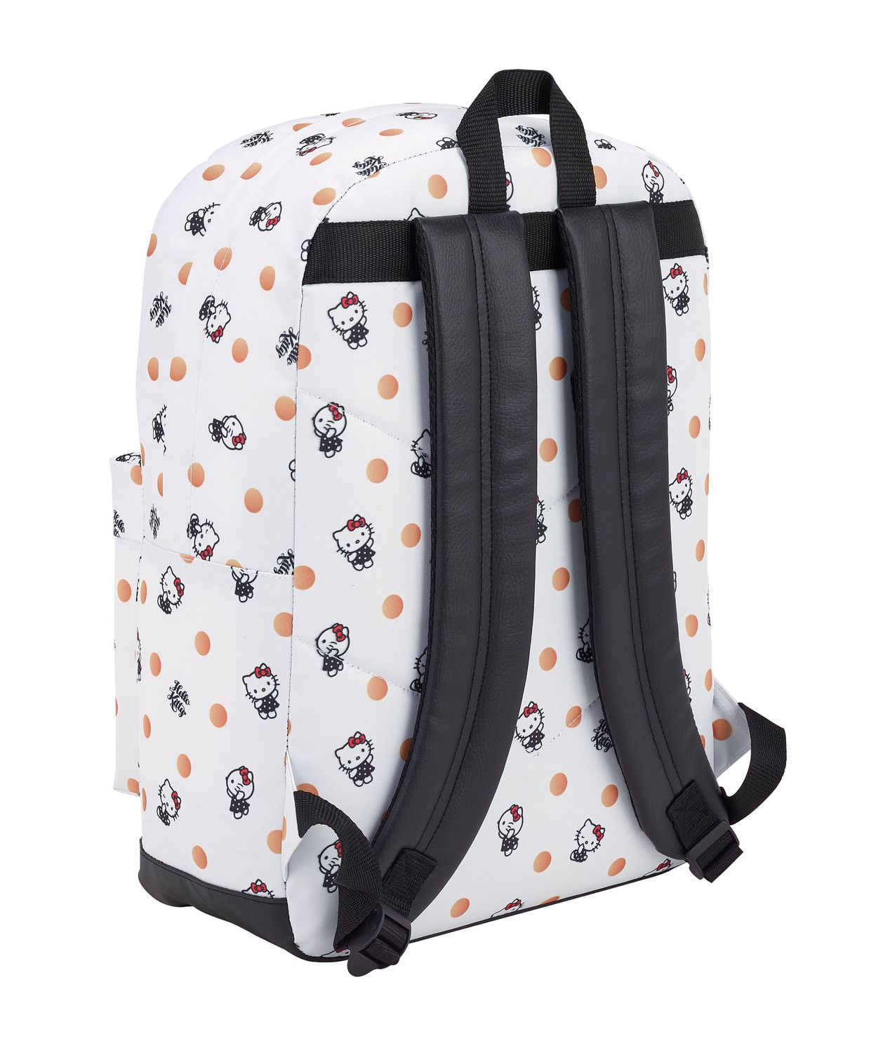 Hello Kitty Polka Dots Laptop Backpack 15.6' – image 2