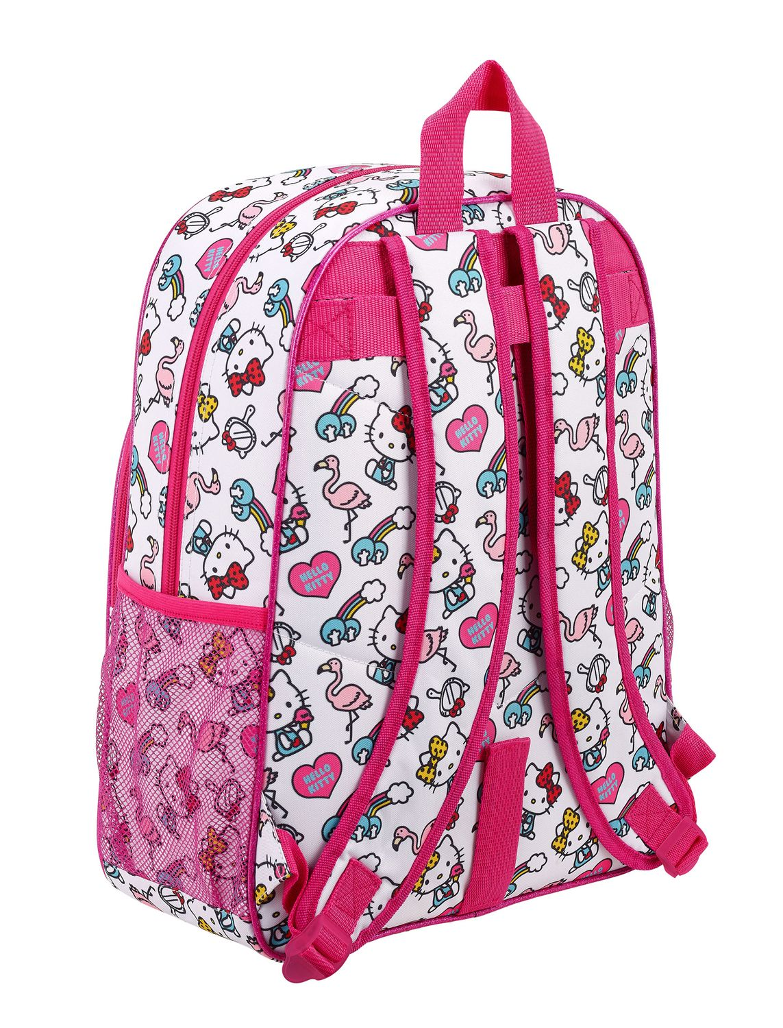 Hello Kitty Girl Gang Pink Backpack 42cm – image 2