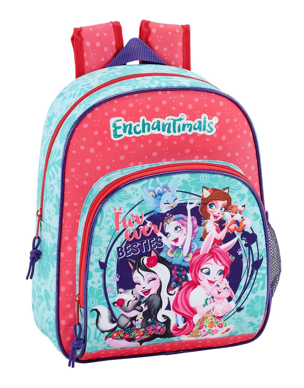 Enchantimals Backpack Rucksack Fur Ever 34 cm – image 1