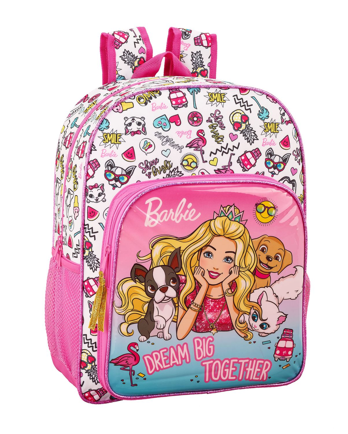 Rucksack Backpack 42 cm Barbie Celebration – image 1