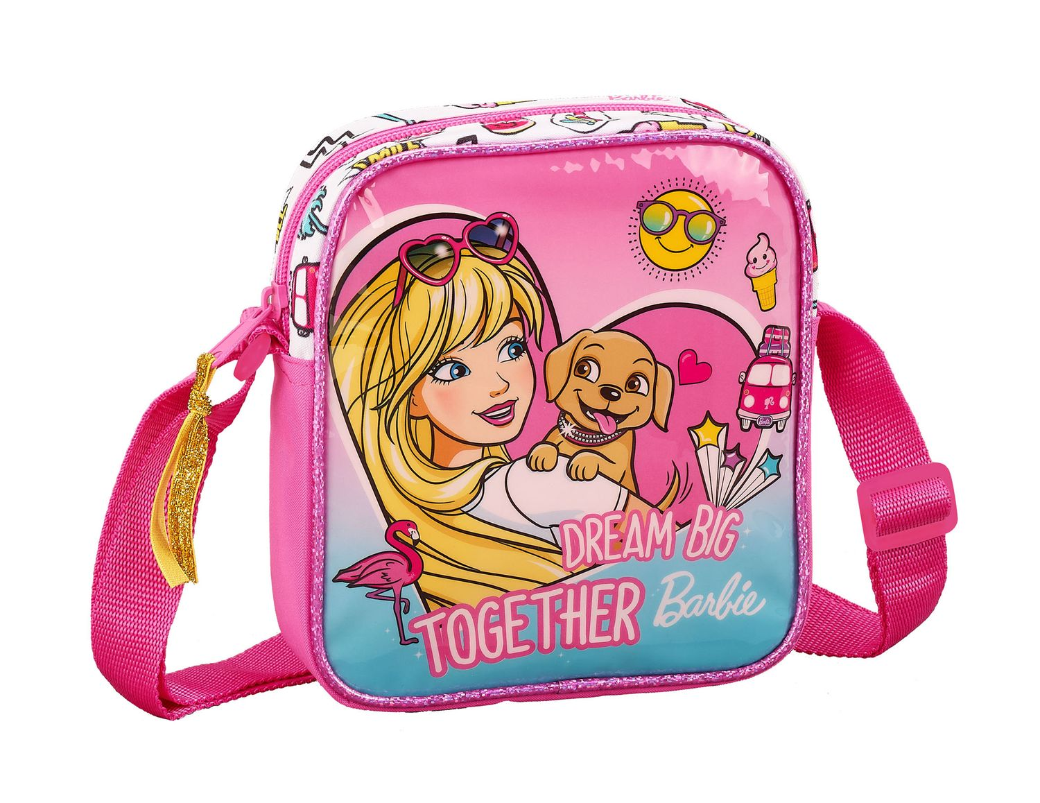Mini Shoulder Bag 18 cm Barbie Celebration – image 1