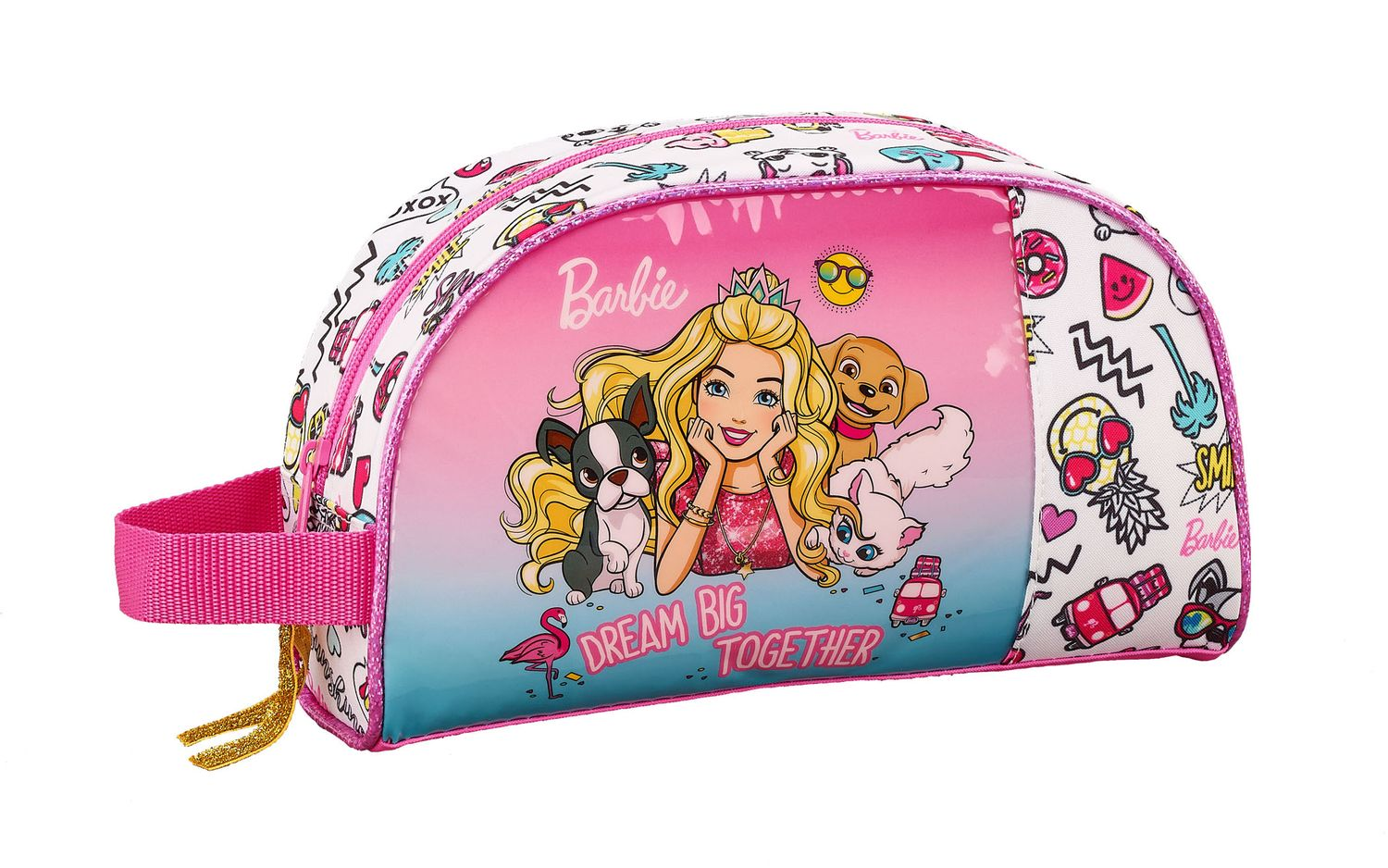 Makeup Bag Barbie Celebration – image 1
