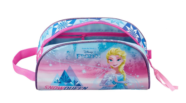 Makeup Toiletry Bag Disney Frozen Ice Magic – image 1