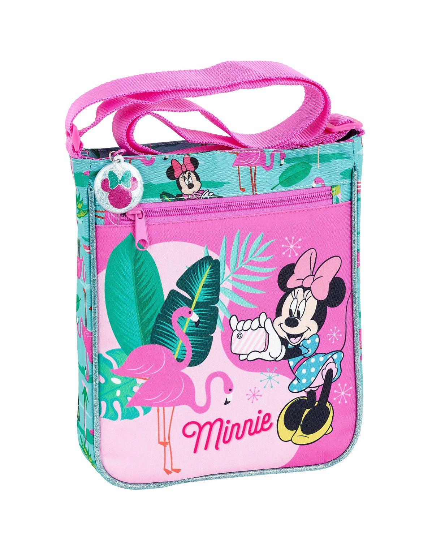 Mini Shoulder Bag 25 cm Minnie Mouse Spring Palms – image 1