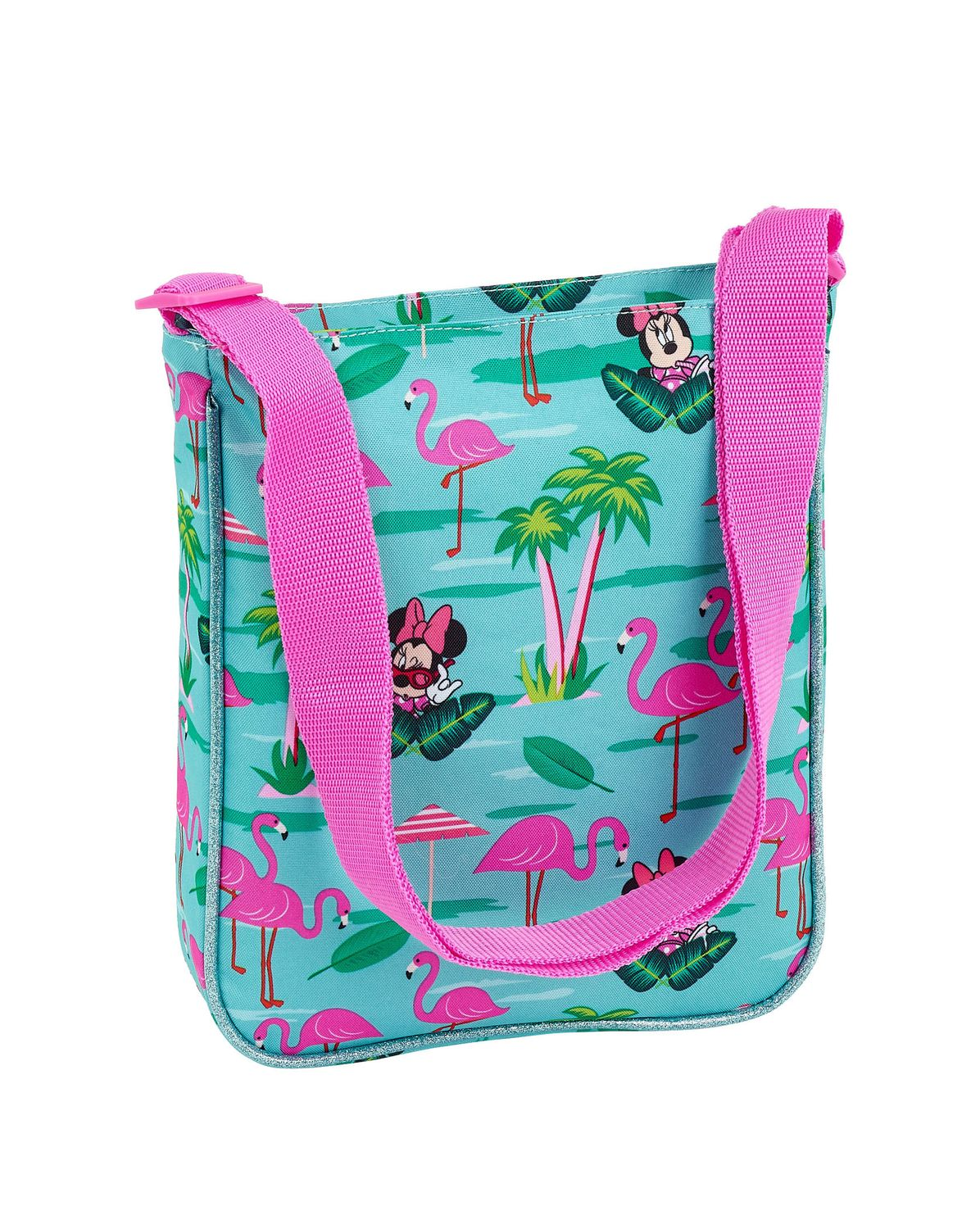 Mini Shoulder Bag 25 cm Minnie Mouse Spring Palms – image 2