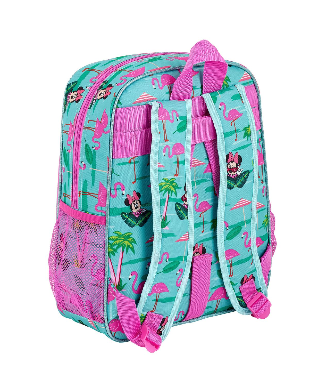 Rucksack Backpack Minnie Mouse Spring Palms 38 cm – image 2