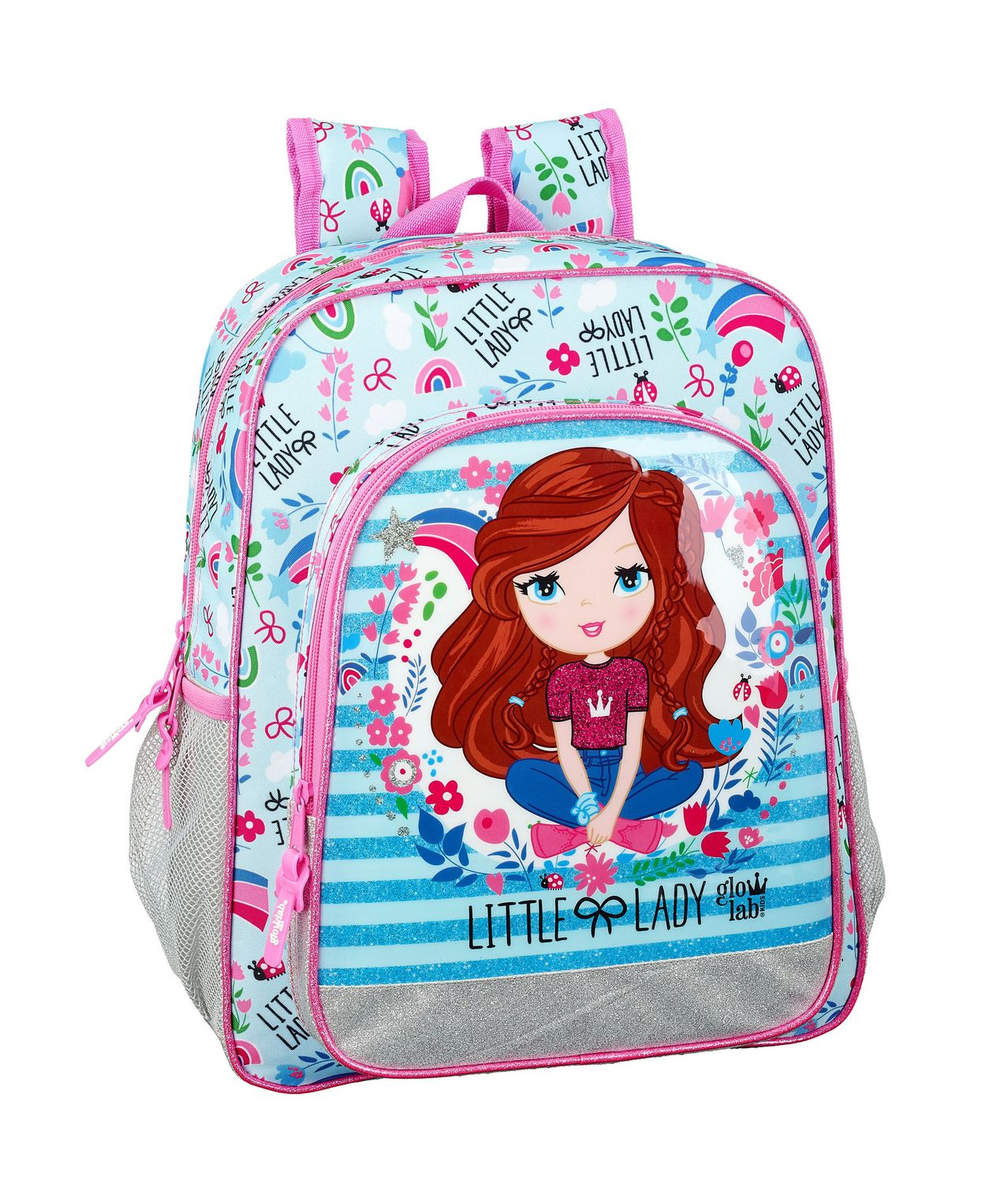 Junior Rucksack Backpack 38 cm Glowlab KIDS – image 1
