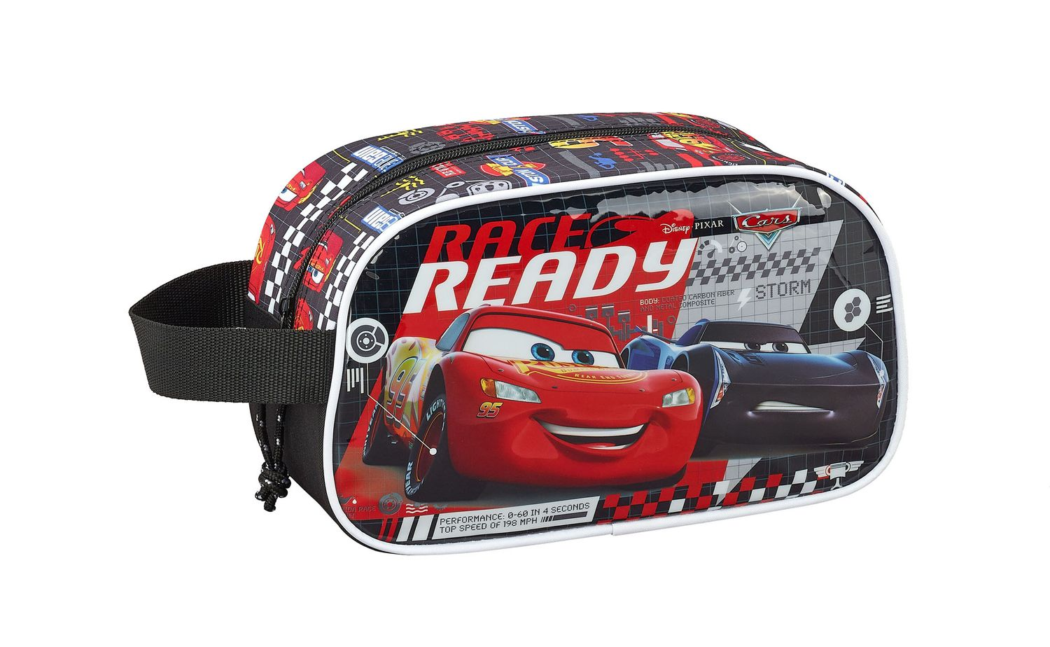 Travel Wash Bag Disney Cars Depiction – image 1